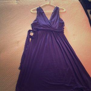 Victoria secret wrap dress size 10/12